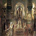 Moreau, Salomé