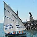 <b>Palavas</b> les flots au défi ports péche