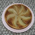La tarte bourdaloue de lenôtre