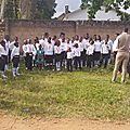 Pueri Cantores du Choeur Inmaculada Concepcion de Beni/RDC