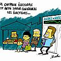 Agence de notation à la campagne