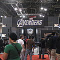 Le stand Avengers