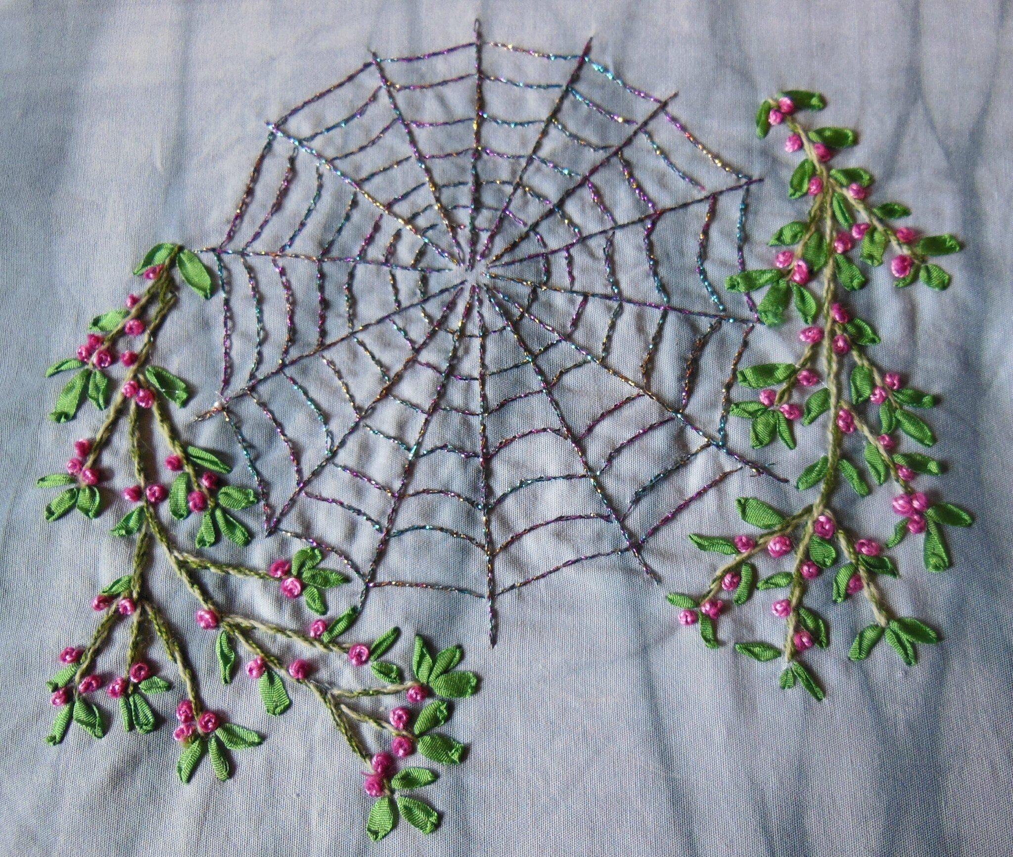 Fragile, comme le fil éphémère de la toile d'araignée