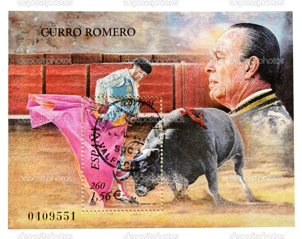 depositphotos_6904589-stock-photo-stamp-with-the-bullfigther-curro