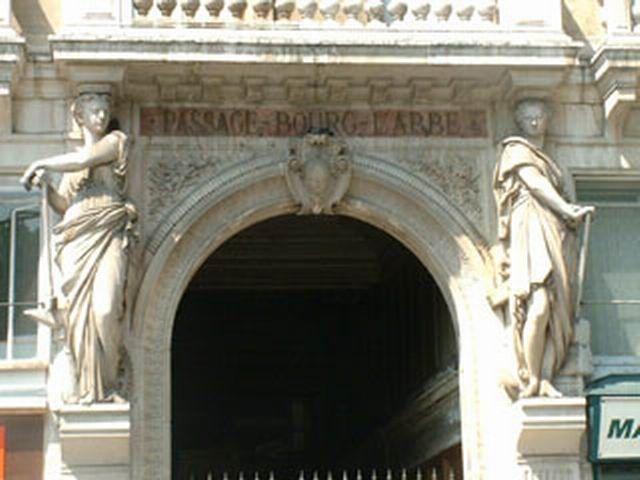 5a - Passage Bourg l'Abbé - 3 rue de Palestro - Rue st Denis