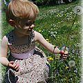 Quoi de mieux qu'une spring dress pour fêter l'arrivée de l'été ?
