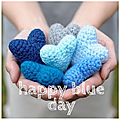Happy blue day !!