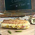 Sandwich cubain du film #chef - emparedado cubano de la pelicula #eljefe