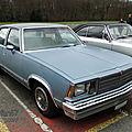 <b>Chevrolet</b> Malibu Classic 4door sedan-1979