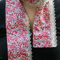 Une écharpe pour l'été... si si!