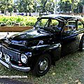 Volvo pv444 de 1956 (37ème internationales oldtimer meeting de baden-baden)