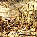 Moreau, Golgotha