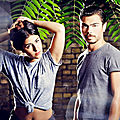 <b>Lilly</b> Wood and the Prick : Playup te propose les morceaux du groupe