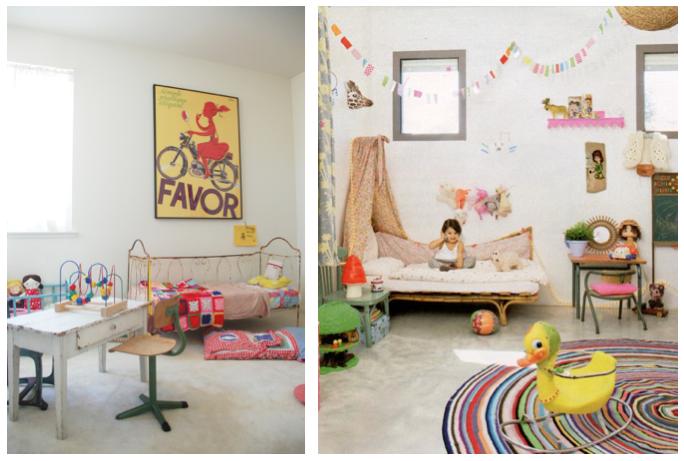 Chambres D'enfants Fantaisistes
