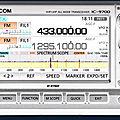 IC9700 : Problème de verrouillage de l'oscillateur externe 10 MHz (ou pas...)
