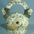 6. Pot à chaux, Angleterre, vers 1840, Copeland & Garrett