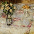 Edouard Vuillard - Table dressée