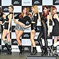 [kmusic] after school & girl's generation à l'assaut du marché japonais en septembre & octobre