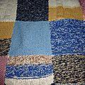 Les couvertures des tricoteuses d'escapades fourmies récoltées en novembre