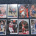 COLLECTION PERSONNELLE DE CARTES NBA