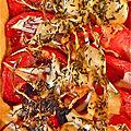 Tarte aux tomates...