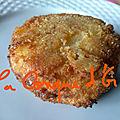 Cordon bleu de polenta sicilienne