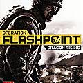 Test de Operation <b>Flashpoint</b> : Dragon Rising - Jeu Video Giga France