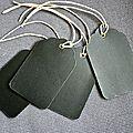 Calendrier de l'avent - 3 - etiquettes cadeau