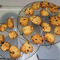 Petits gâteaux aux noix de pécan (pierre hermé) détournés!