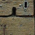 Porte Chapelle de Mourrens