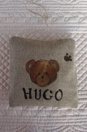 COUSSIN PERSONNALISABLE - 8 EUROS