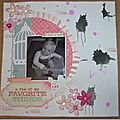 Lift secret de mars sur happyscrap