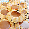 <b>Cookies</b> au Chocolat et Caramel