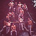 safari Photos à Goslar 08-1971 Un Groupe du PEG 71/06