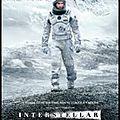 Cinéma - interstellar
