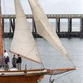 Ostende, entrée au port, août 2007