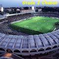 Le stade Jacques Chaban Delmas