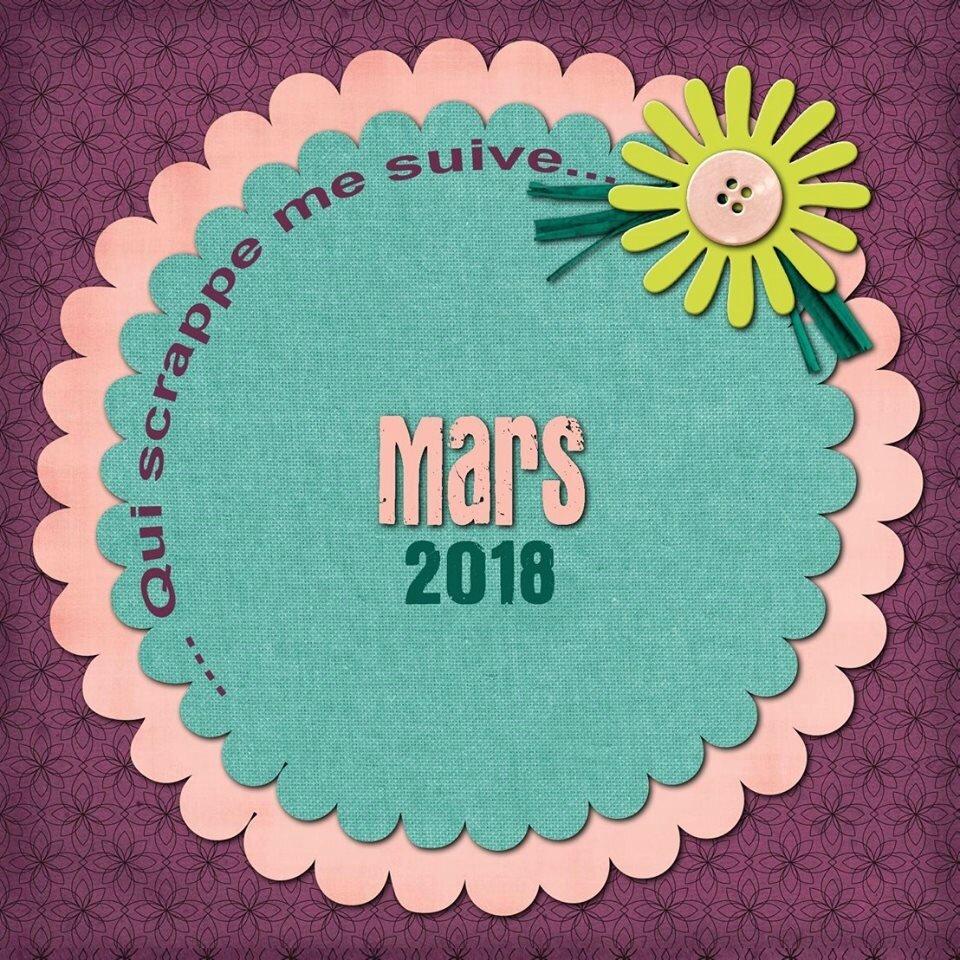 Qui scrappe me suive... Mars...
