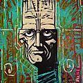 Karma_acrylique sur toile_54 x 66 cm