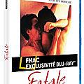 Sortie Blu Ray: Fatale: quand <b>Louis</b> <b>Malle</b> s'essaie avec brio aux affres de la passion