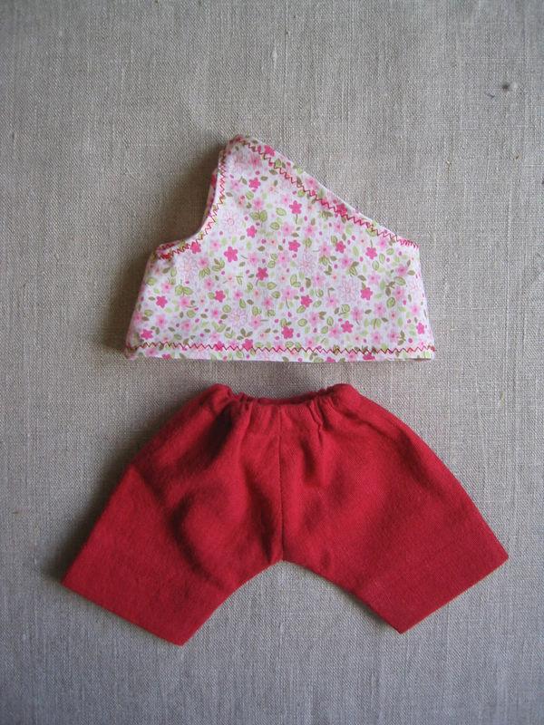 Top et pantalon célia