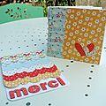 Carte + carnet pour sarriette