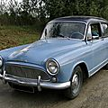 Simca <b>Aronde</b> P60 Ranch