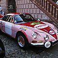 Alpine renault a110 berlinette 1600 sx 1976-1977