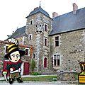 Retrouvez le trésor de Charette au Logis de la <b>Chabotterie</b> !