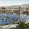 Port d'alger-1950