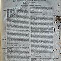 Aristotelis. latin. 1502 , édition : LVGDVNI (Lyon)