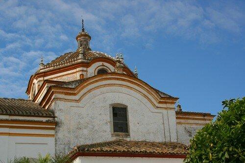 Bollullos 079 tejado iglesia
