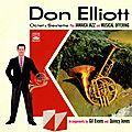 Don Elliott Octet & Sextette - 1957 - Play Jamaica Jazz and Musical Offering (Fresh Sound)