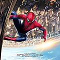 <b>The</b> <b>Amazing</b> <b>Spider</b>-<b>Man</b> <b>2</b> : Andrew Garfield de nouveau à l'affiche !